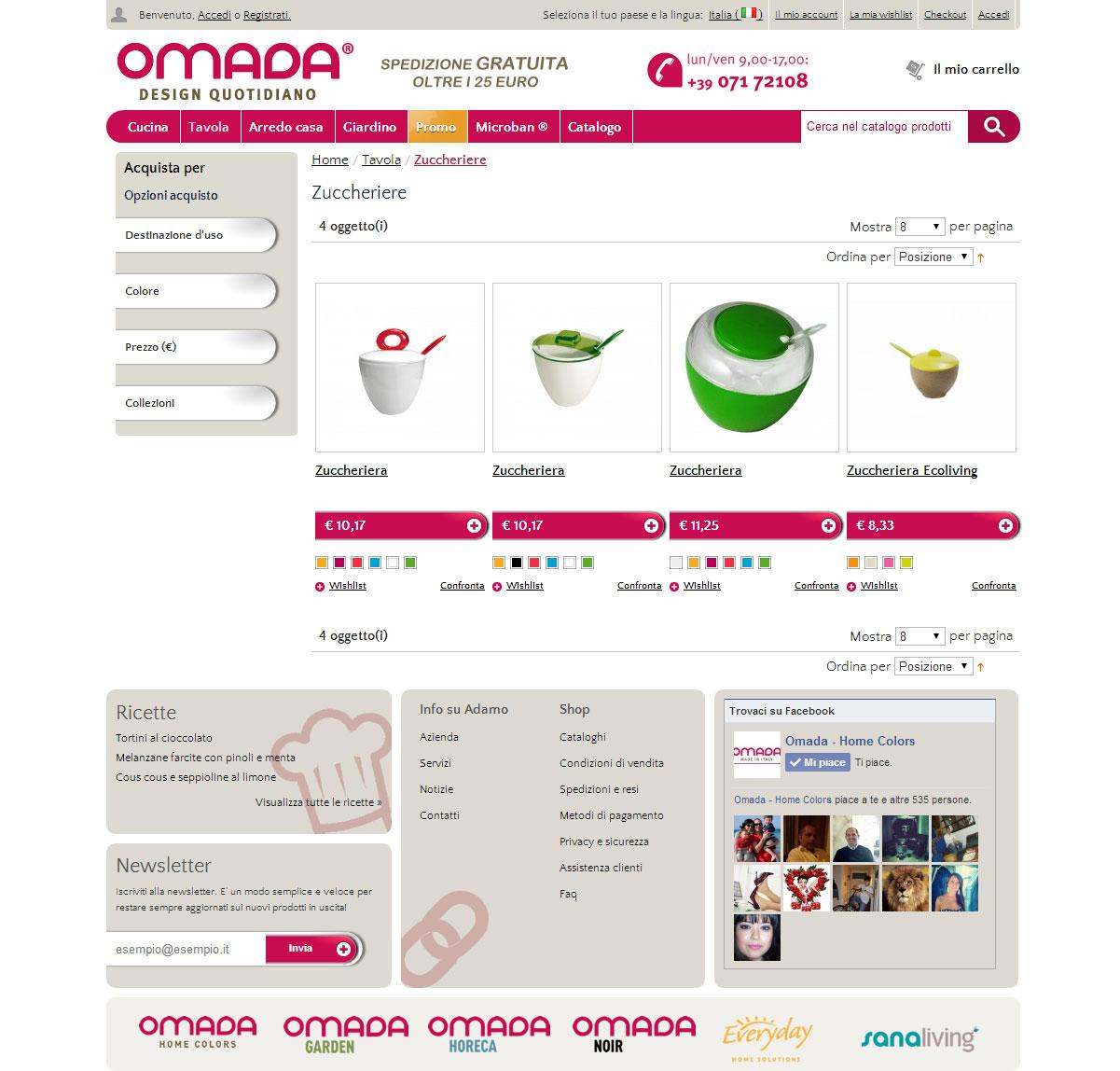 Omada Design, oggetti ed accessori per la casa