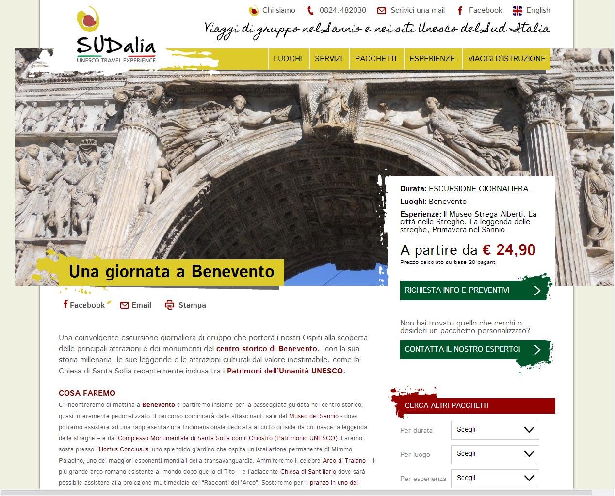 SUDalia