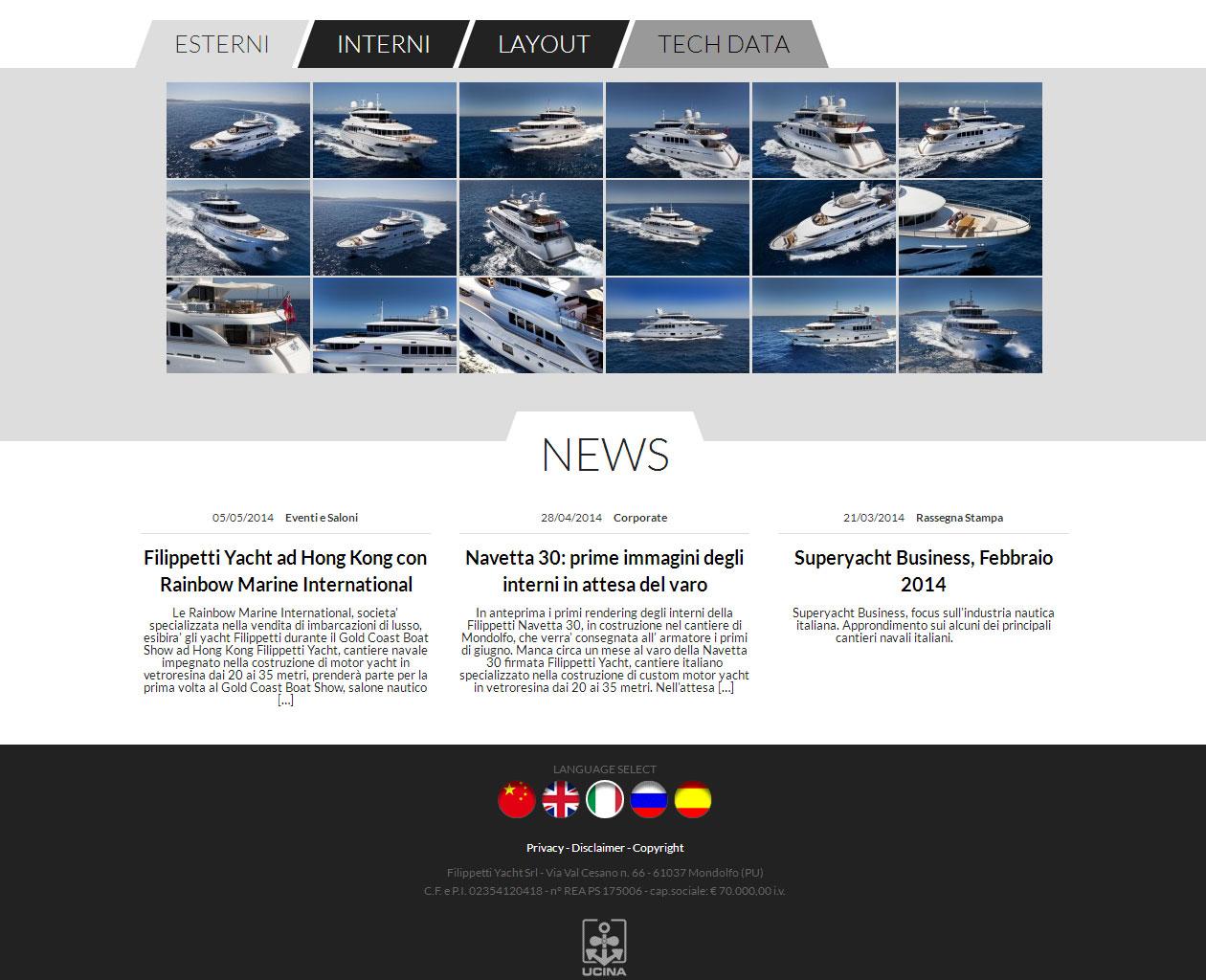 Filippetti Yacht, luxury yacht