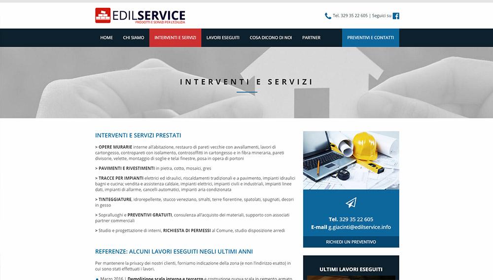 Edil Service, prodotti e servizi per l'edilizia