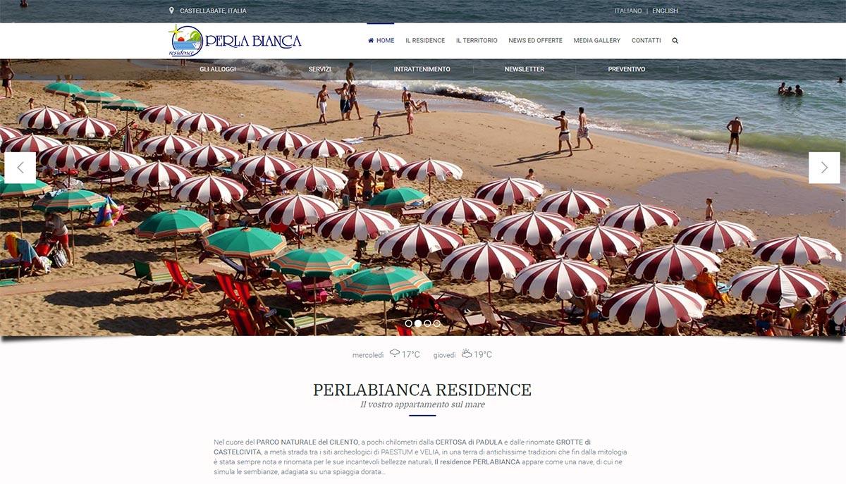 Perla Bianca Residence, prenotazioni online