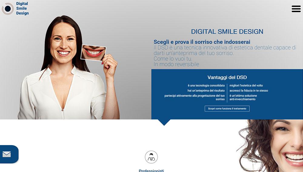 Digital Smile Design, servizio medico