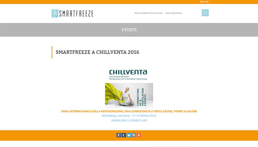 Smartfreeze, sistemi per il monitoraggio