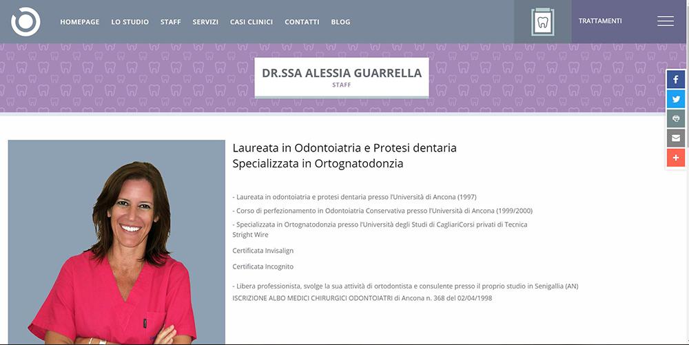 Benedetti Forastieri | Guarrella
