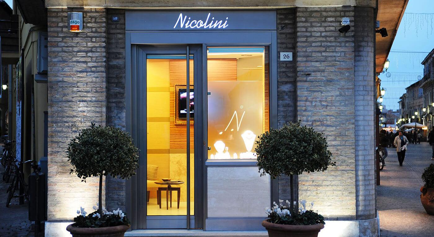Nicolini Atelier, ecommerce gioielli