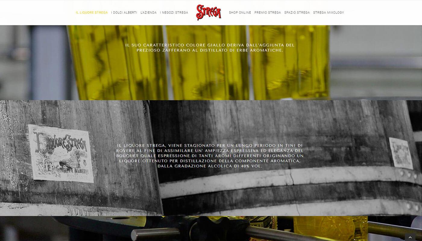 Strega Alberti Benevento, shop online liquori