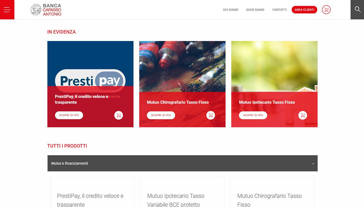 Banca Capasso Antonio, promozione servizi bancari