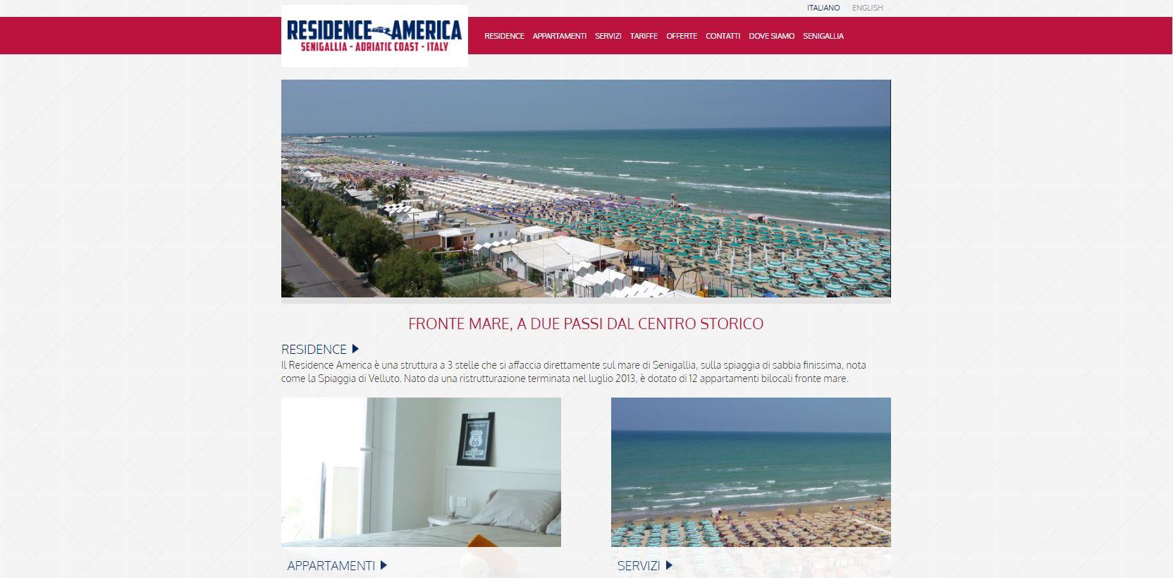 Residence America Senigallia