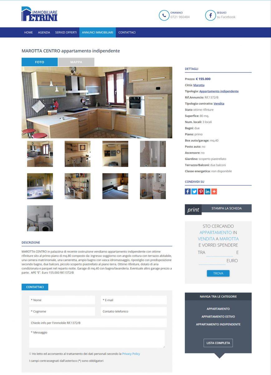 Petrini Case Annunci Immobiliare online