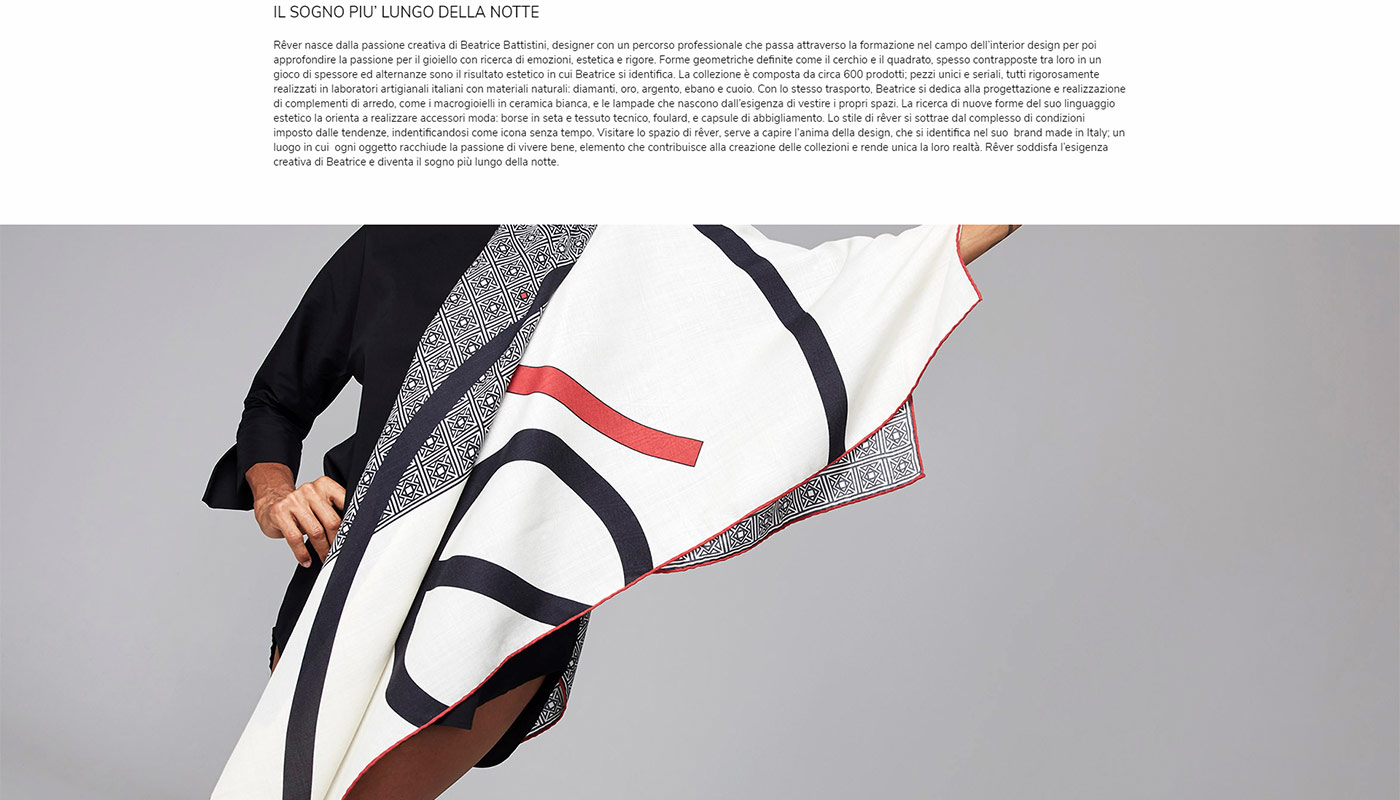 Rever gioielli homepage