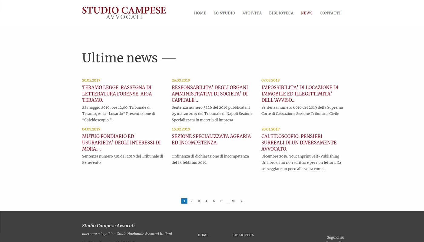 Studio Campese Avvocati - news