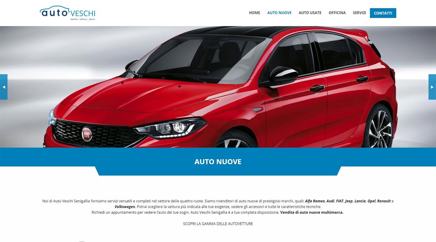 Auto Veschi auto nuove