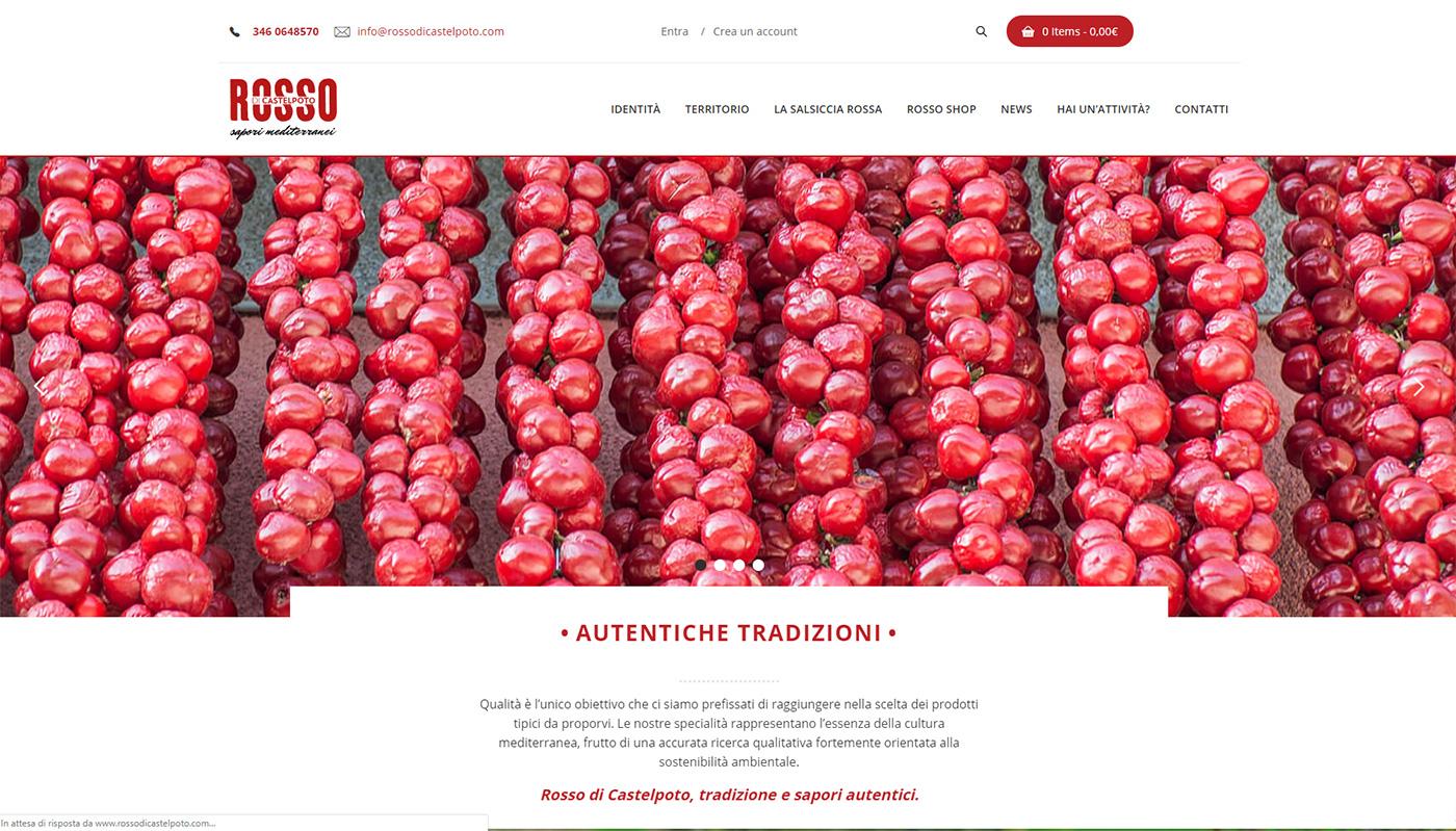 Siti web aziendali e di prodotto