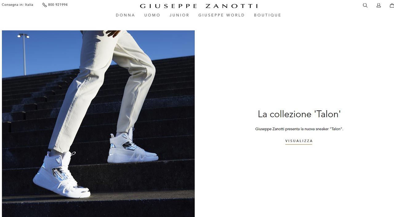 Giuseppe Zanotti, Google Suite e web domain management