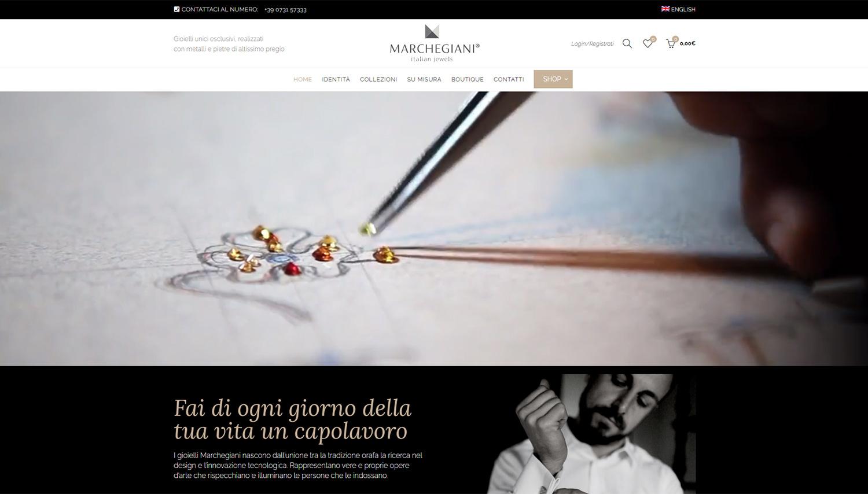 Marchegiani Italian Jewels