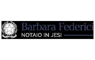 Notaio Barbara Federici